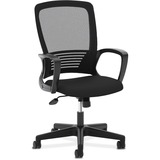 BSXVL525ES10 - basyx by HON HVL525 Mesh High-Back Chair