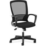 BSXVL525ES10 - basyx by HON HVL525 Mesh High-Back Chair