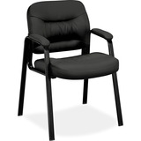 BSXVL643SB11 - HON Charge Guest Chair, Fixed Arms