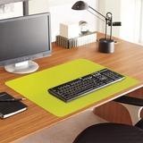 """ES Robbins Full Color Desk Pad - 36"""" Width x 20"""" Depth - Green ESR119705"""
