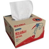 Wypall Detail Wipers - For Electronic Equipment - Durable, Absorbent, Abrasion Resistant, Puncture R KCC32186