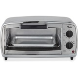Oster Toaster Oven - 1000 W - Toast, Broil, Bake, Bagel, Roast - Brushed Stainless Steel SUNTSSTTVVGS1