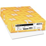 "Exact Index Paper - Legal - 8.50"" x 14"" - 90 lb Basis Weight - Smooth - 90 Brightness - 250 / Pack - WAU40313"
