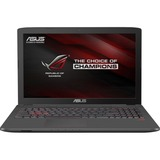 "ROG GL752VW-DH71 17.3"" (In-plane Switching (IPS) Technology) Notebook - Intel Core i7 (6th Gen) i7-6700HQ Quad-core (4 Core) 2.60 GHz - Metallic Gray"