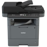 Brother MFC-L5800DW Laser Multifunction Printer - Monochrome - Plain Paper Print - Desktop