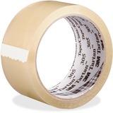 "Tartan Box-Sealing Tape 305 - 2.83"" Width x 109.36 yd Length - 3"" Core - Polypropylene Backing - Dur MMM30572X100CL"