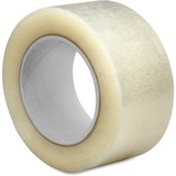 "Sparco 2.5mil Hot-melt Sealing Tape - 2"" Width x 55 yd Length - Long Lasting, Easy Unwind - 36 / Car SPR74951"