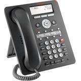 Avaya 1408 Standard Phone - Black