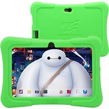 """Tablet Express 7"""" Quad Core Android Kids Tablet - Green - Dragon Touch 7"""" Quad Core Android Kids Tablet - Wifi and Camera and Games - HD Kids Edition w/ Zoodles Pre-Installed (2015 New Model, Y88X with Green Silicone Case)"""
