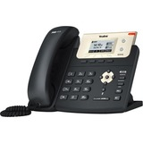 Yealink SIP-T21P E2 IP Phone - Cable - Wall Mountable, Desktop - Charcoal