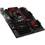 MSI B150 GAMING M3 Desktop Motherboard - Intel B150 Chipset - Socket H4 LGA-1151