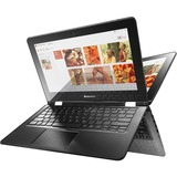 "Lenovo Flex 3-1480 80R3000WUS Tablet PC - 14"" - In-plane Switching (IPS) Technology - Wireless LAN - Intel Core i5 i5-6200U Dual-core (2 Core) 2.30 GHz - Black"