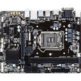 Gigabyte Ultra Durable GA-H110M-S2H GSM Desktop Motherboard - Intel Chipset - Socket H4 LGA-1151