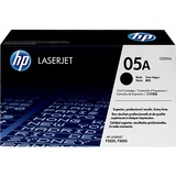 HP 05A Original Toner Cartridge - Black