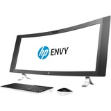 HP ENVY Curved 34-a000 34-a010 All-in-One Computer - Intel Core i5 (6th Gen) i5-6400T 2.20 GHz - Desktop