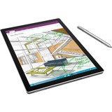 "Microsoft Surface Pro 4 Tablet - 12.3"" - 16 GB - Intel Core i7 (6th Gen) i7-6600U Dual-core (2 Core) 2.60 GHz - 1 TB SSD - Windows 10 Pro - 2736 x 1824 - PixelSense - Silver"