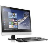 Lenovo S500z 10HC000CUS All-in-One Computer - Intel Core i5 i5-6200U 2.30 GHz - Silver