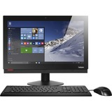 "Lenovo ThinkCentre M800z 10ET001EUS All-in-One Computer - Intel Core i5 (6th Gen) i5-6400T 2.20 GHz - 8 GB DDR4 SDRAM - 256 GB SSD - 21.5"" 1920 x 1080 - Windows 7 Professional 64-bit (English) upgradable to Windows 10 Pro - Desktop - Business Black"