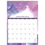 Blueline Calendar