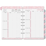 Day-Timer 2PPW Pink Ribbon Planner Refill Pages