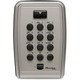 Master Master Lock Wall-Mount Push Button Lock Box