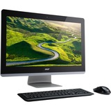 "Acer Aspire Z3-715 All-in-One Computer - Intel Core i5 (6th Gen) i5-6400T 2.20 GHz - 8 GB DDR4 SDRAM - 1 TB HDD - 23.8"" 1920 x 1080 Touchscreen Display - Windows 10 Home 64-bit - Desktop"