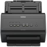 Brother ImageCenter ADS-2400N Sheetfed Scanner - 600 dpi Optical