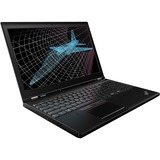 "Lenovo ThinkPad P50 20EN001SUS 15.6"" (In-plane Switching (IPS) Technology) Notebook - Intel Xeon E3-1505M v5 Quad-core (4 Core) 2.80 GHz - Black"