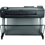 "HP Designjet T730 Inkjet Large Format Printer - 36"" - Color"