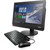 "Lenovo ThinkCentre M700Z i3 6100T HD530 20"" HD+ 4GB 500GB WiFi AC DVDRW WIN7/10 Pro AIO Desktop"