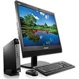 Lenovo ThinkCentre M700z 10EY000QUS All-in-One Computer - Intel Pentium G4400T 2.90 GHz - 4 GB DDR4 SDRAM - 500 GB HDD - Windows 10 downgradable to Windows 7 Professional - Desktop - Black