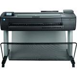 """HP Designjet T830 Inkjet Large Format Printer - 36"""" Print Width - Color"""