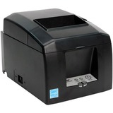 Star Micronics TSP654IIBI2-24 GRY US Direct Thermal Printer - Monochrome - Desktop - Receipt Print