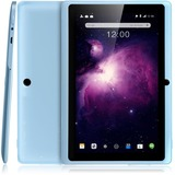 Tablet Express Dragon Touch Y88X PLUS 7'' Quad Core Android Tablet - Sky Blue - Dragon Touch Y88X Plus 7'' Quad Core Google Android 4.4 KitKat Tablet PC, IPS Display, HD Screen 1024 x 600, 8 GB, Bluetooth, Dual Camera, Netflix, Skype, 3D Game Supported
