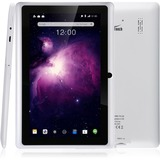 Tablet Express Dragon Touch Y88X PLUS 7'' Quad Core Android Tablet - White - Dragon Touch Y88X Plus 7'' Quad Core Google Android 4.4 KitKat Tablet PC, IPS Display, HD Screen 1024 x 600, 8 GB, Bluetooth, Dual Camera, Netflix, Skype, 3D Game Supported