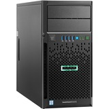 HPE ProLiant ML30 G9 4U Micro Tower Server - 1 x Intel Xeon E3-1230 v5 Quad-core (4 Core) 3.40 GHz - 4 GB Installed DDR4 SDRAM - Serial ATA/600 Controller - 0, 1, 5, 10 RAID Levels - 1 x 350 W
