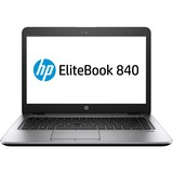 "HP EliteBook 840 G3 14"" Notebook - Intel Core i5 (6th Gen) i5-6200U Dual-core (2 Core) 2.30 GHz - 8 GB DDR4 SDRAM - 256 GB SSD - Windows 7 Professional 64-bit upgradable to Windows 10 Pro - 1920 x 1080"