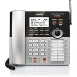 VTech DECT 6.0 Cordless Phone - Gray, Silver