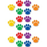 TCR77207 - Teacher Created Resources Paw Prints Ma...