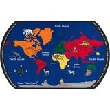 FCIFE12244A - Flagship Carpets Maps That Teach Global Rug