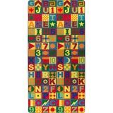 FCIFE14887A - Flagship Carpets Floors That Teach Round Rug