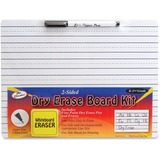 The Pencil Grip Grade K-2 Dry Erase Board Kit Class Pack TPG38824