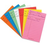 """Hygloss Color Library Cards - 5"""" x 3"""" Sheet Size - Assorted Sheet(s) - Card Stock - 50 / Pack HYX61437"""