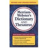 MER8637 - Merriam-Webster Dictionary/Thesaurus Pr...
