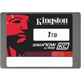 "Kingston SSDNow KC400 1 TB 2.5"" Internal Solid State Drive - SATA"