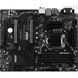 MSI Z170A SLI PLUS Desktop Motherboard - Intel Z170 Chipset - Socket H4 LGA-1151