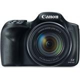 "Canon PowerShot SX540 HS 20.3 Megapixel Compact Camera - Black - 3"" LCD - 16:9 - 50x Optical Zoom -  CNM1067C001"