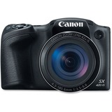 "Canon PowerShot SX420 IS 20 Megapixel Compact Camera - Black - 3"" LCD - 16:9 - 42x Optical Zoom - 4x CNM1068C001"