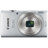"Canon PowerShot 180 20 Megapixel Compact Camera - Silver - 2.7"" LCD - 16:9 - 8x Optical Zoom - 4x -  CNM1093C001"