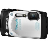 Olympus Tough TG-870 16 Megapixel Compact Camera - White